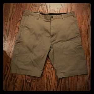 Volcom Men's 36 khaki shorts